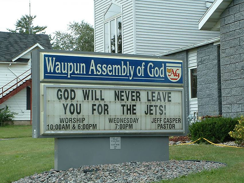 God will never leave you 4 jets